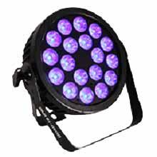 LED Par Quad 18 RGBW