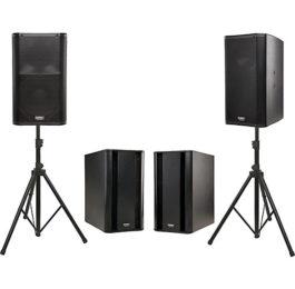QSC Speaker Sets