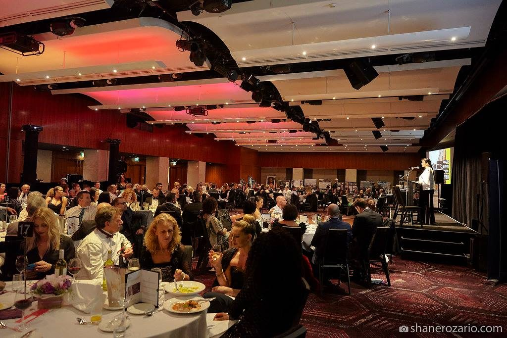 Freedom for Humanity - Corporate Event AV Solution - 45 Productions